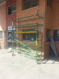 Medium Duty Scaffold
